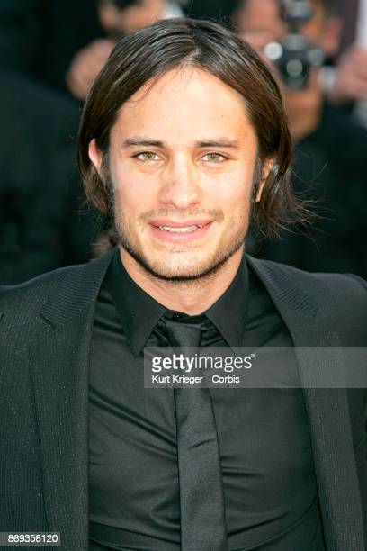 BERNAL arrives at the closing night of the 59th Cannes Film Festival in Cannes France on May 28 2006