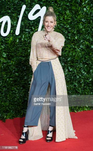 arrives at The Fashion Awards 2019 held at Royal Albert Hall on December 02 2019 in London England