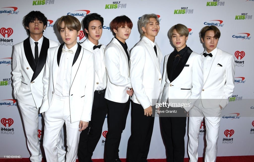 KIIS FM's Jingle Ball 2019 Presented By Capital One At The Forum - Arrivals : News Photo