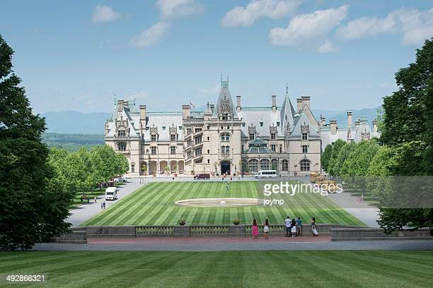 Biltmore Estate Stock Pictures Royalty