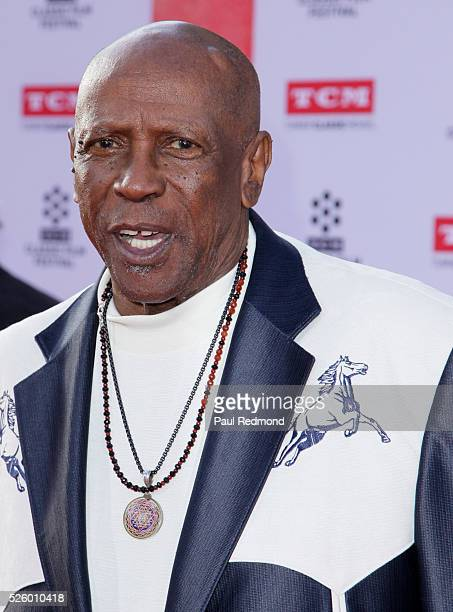 arriving at the TCM Classic Film Festival 2016 Opening Night Gala 40th Anniversary Screening Of All The President's Men at TCL Chinese Theatre IMAX...