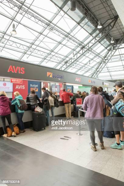 Berlin tegel international airport photos et images de for Berlin tegel rent a car