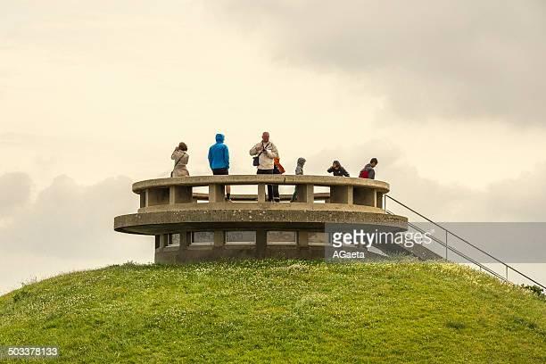 Arromanches Les Bains, Normandia, Francia