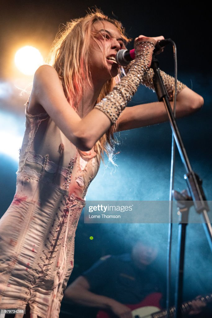 Starcrawler Peform At The Garage