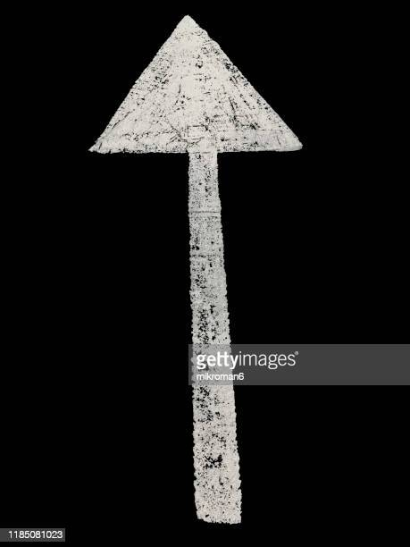 arrow road sign - road sign stock pictures, royalty-free photos & images