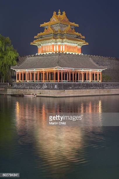 Arrow Tower and the Forbidden City