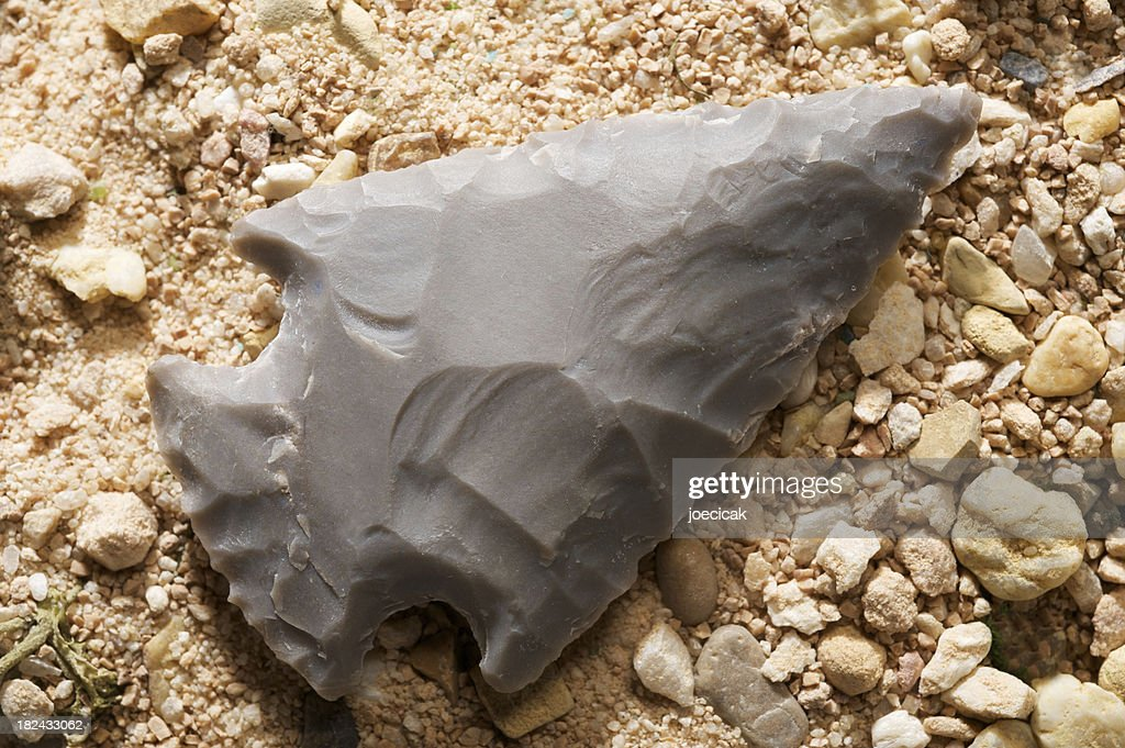 Arrowhead : Stock Photo