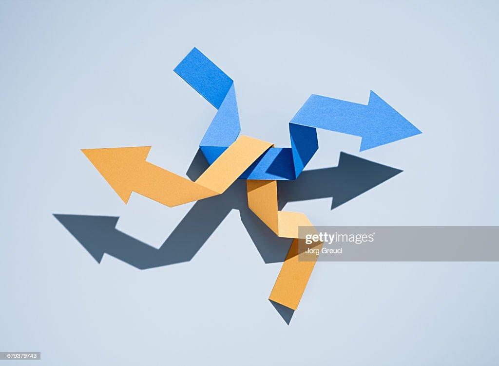 Arrows : Stock Photo