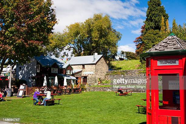 Arrowtown is a historical gold mining town just outside of Queentown. The picturesque setting brings many tourists each day for lunch