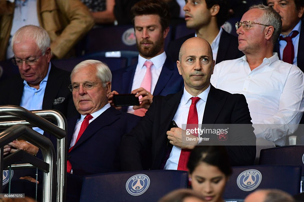 Paris Saint Germain v Arsenal - Uefa Champions League : News Photo