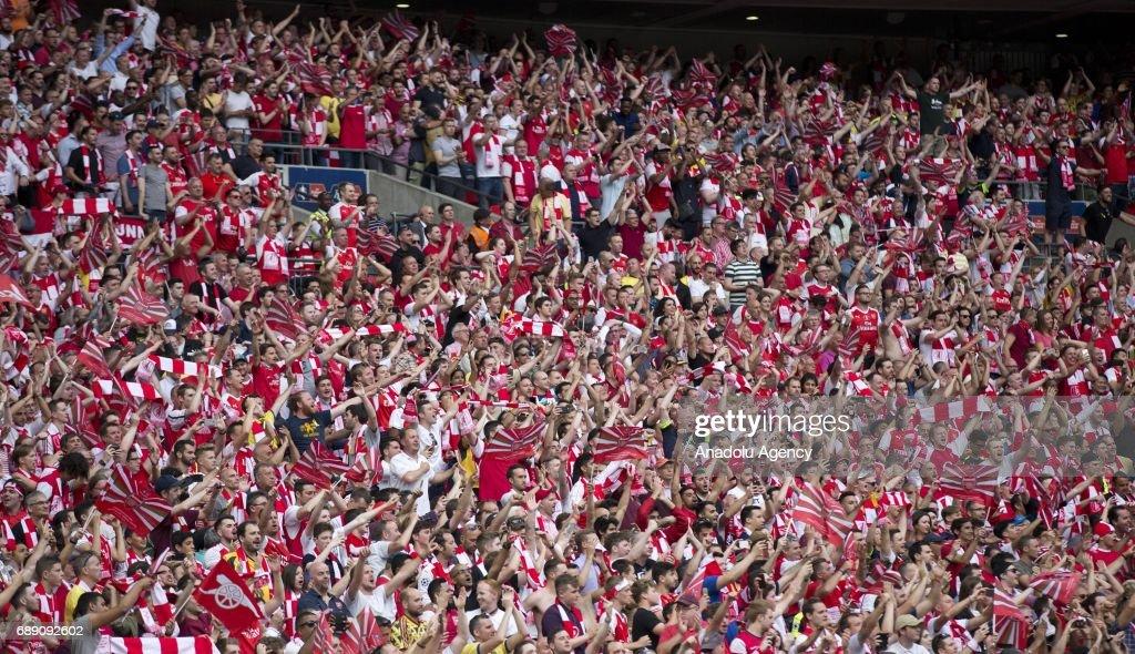 Arsenal FC v Chelsea FC - FA Cup Final : News Photo