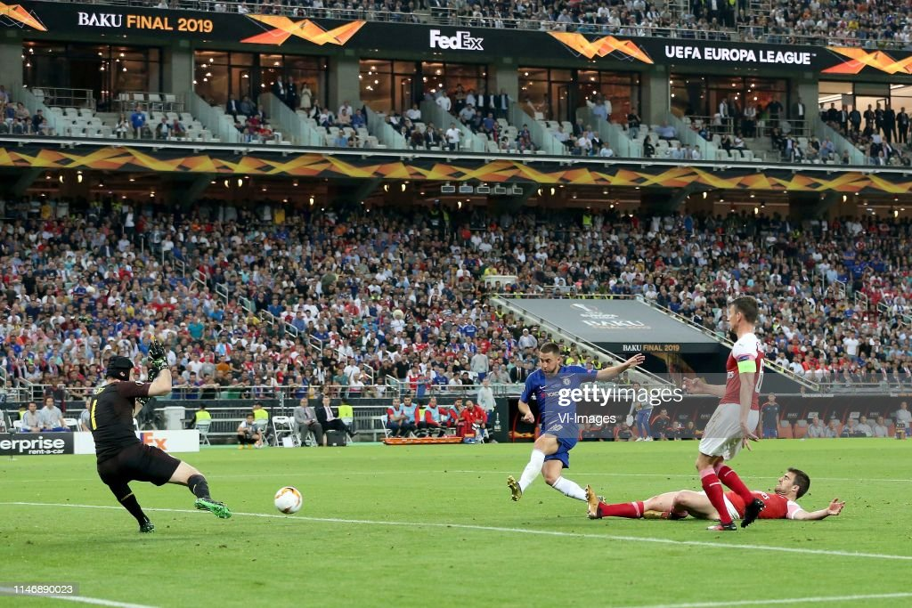 "UEFA Europa League""Chelsea FC v Arsenal FC"" : News Photo"