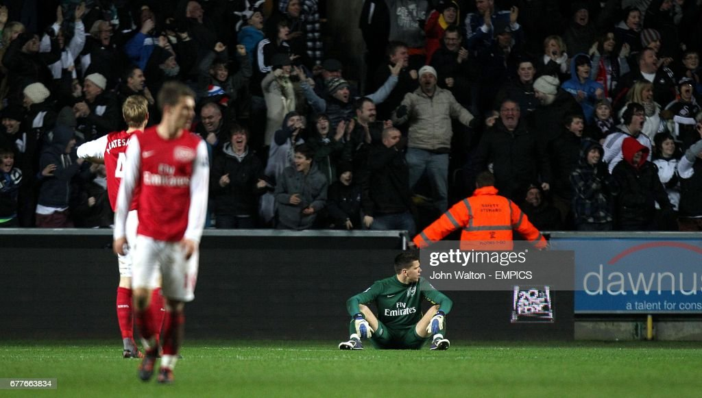 Soccer - Barclays Premier League - Swansea City v Arsenal - Liberty Stadium : Fotografía de noticias
