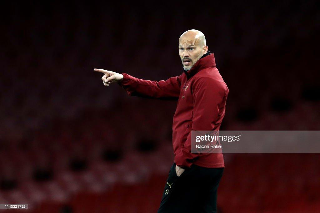 Arsenal v Leicester City - Premier League 2 : ニュース写真