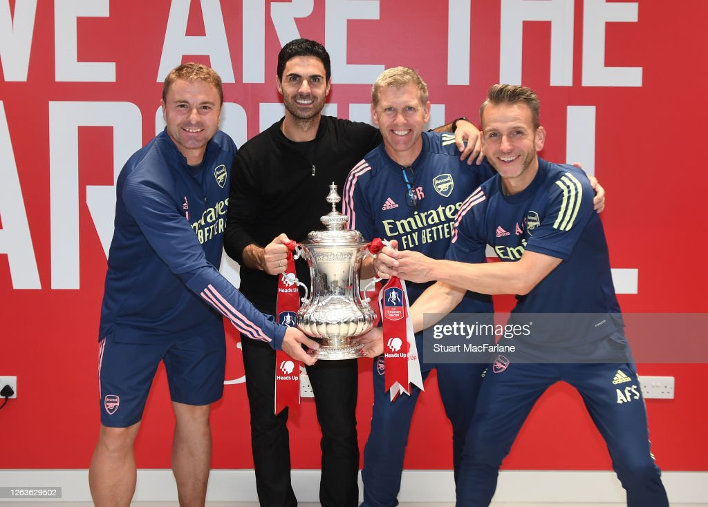 Arsenal v Chelsea - FA Cup Final : News Photo