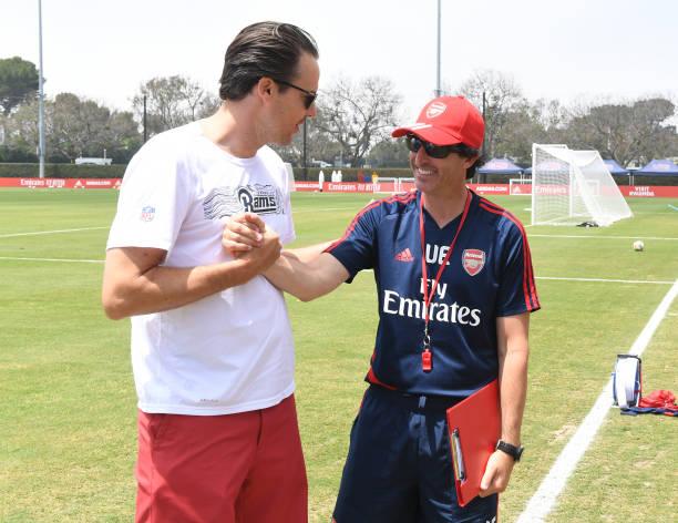 CA: Arsenal Pre-Season Tour of the United States