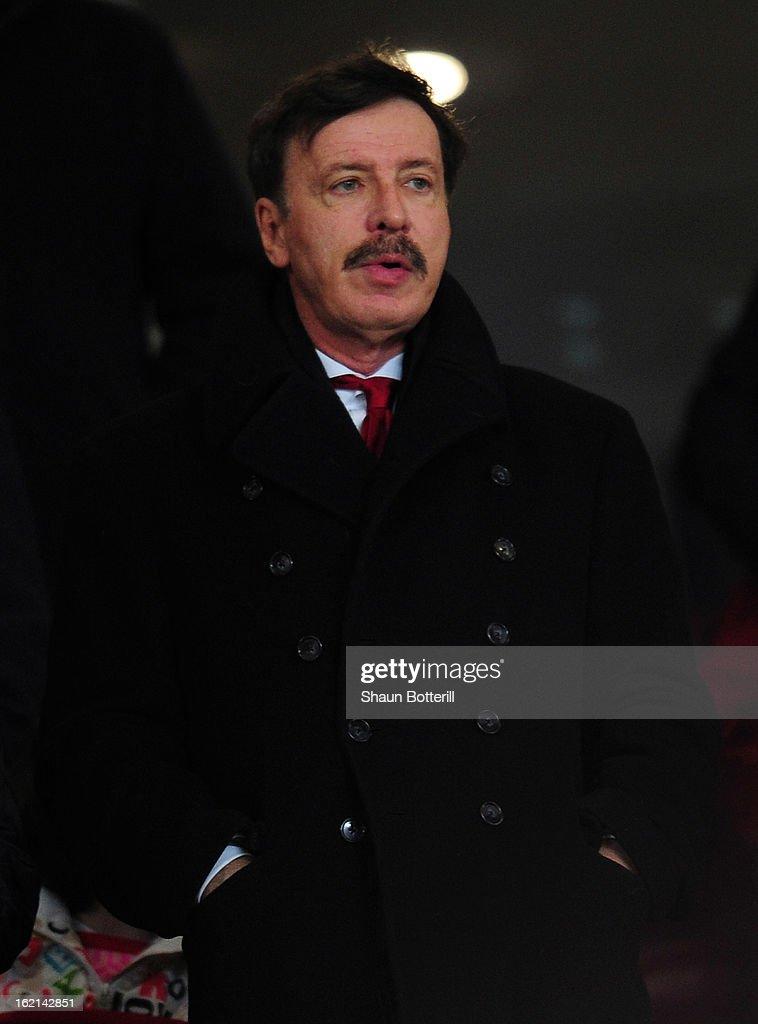 Arsenal v FC Bayern Muenchen - UEFA Champions League Round of 16 : News Photo