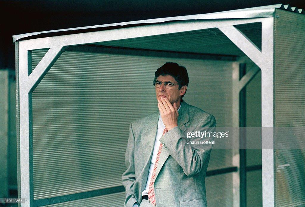 Arsene Wenger : News Photo