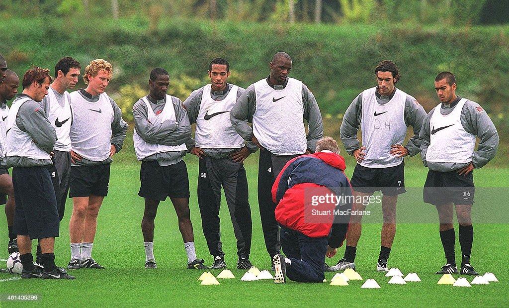 Arsene Wenger Retrospective