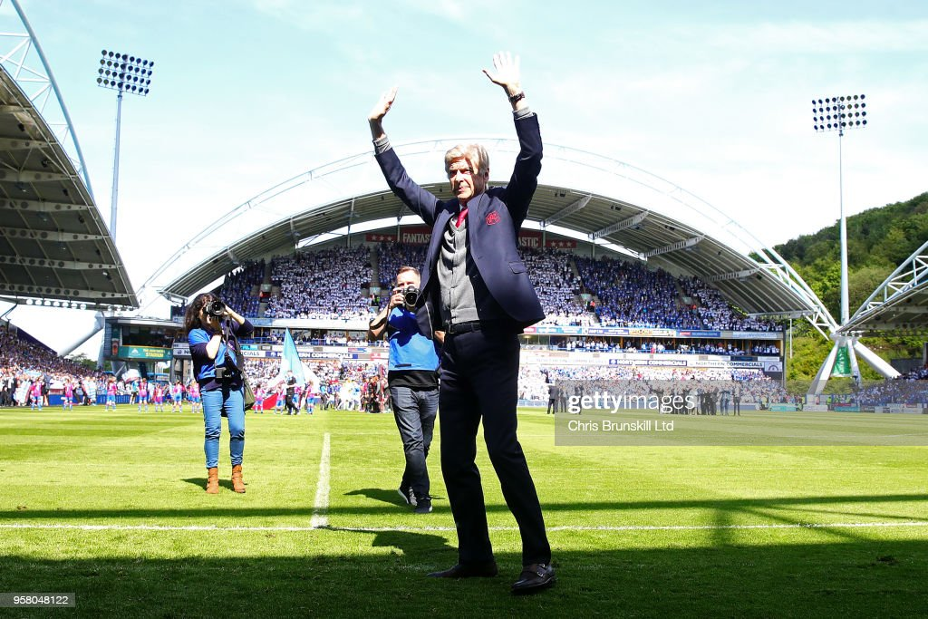 Huddersfield Town v Arsenal - Premier League : News Photo