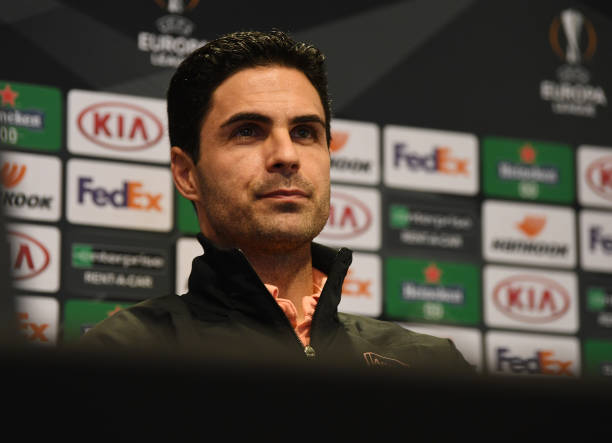 IRL: Arsenal FC - Press Conference