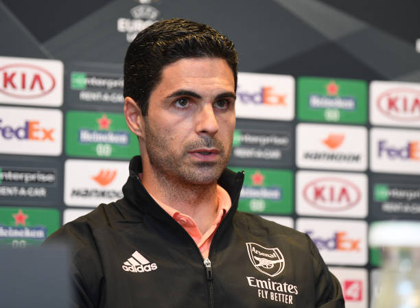 AUT: Arsenal Press Conference