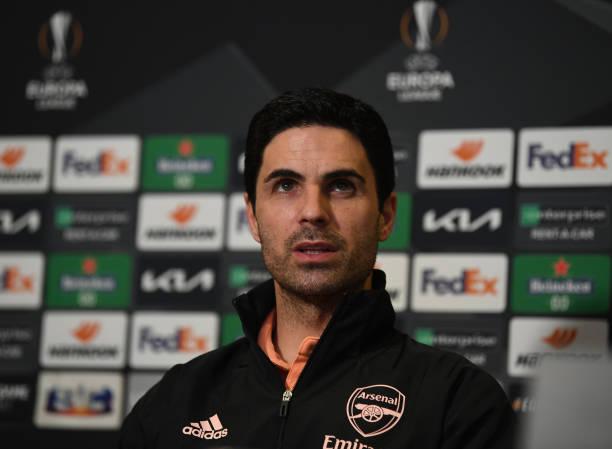 ITA: Arsenal Press Conference