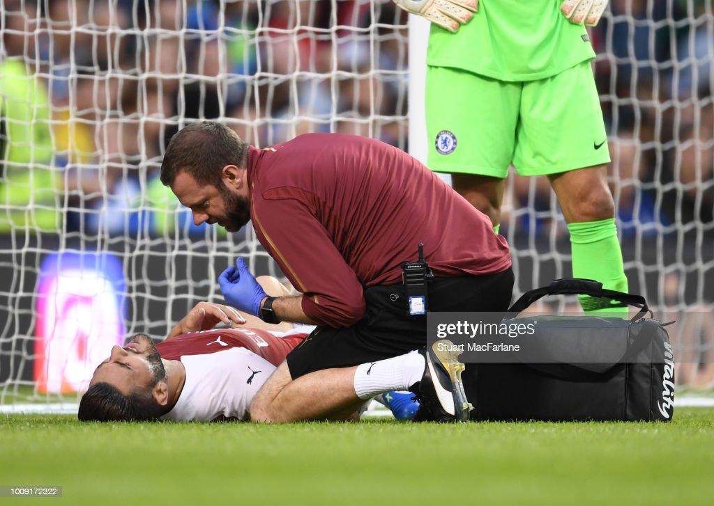 Arsenal v Chelsea - International Champions Cup 2018 : News Photo