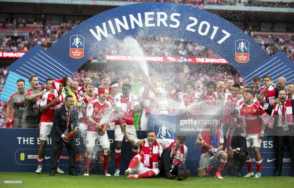 Arsenal FC v Chelsea FC - FA Cup Final : News Photo