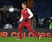 london england arsenal substitute konstantinos mavropano
