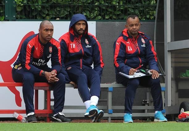 Arsenal U18 West Ham United U18