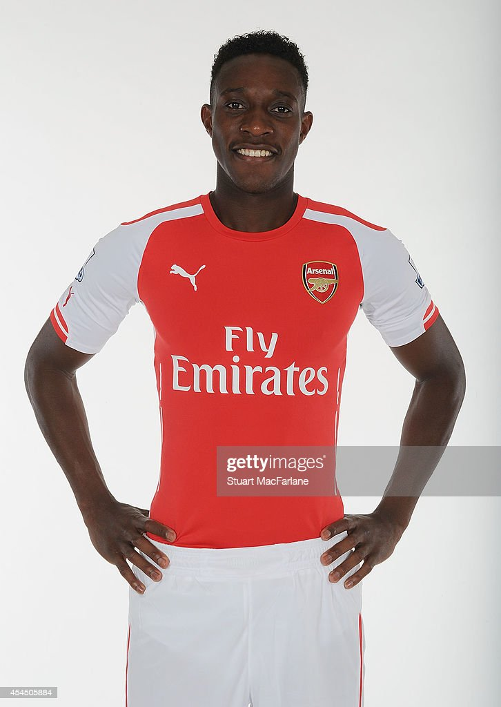 Arsenal FC Unveil New Signing Danny Welbeck : News Photo