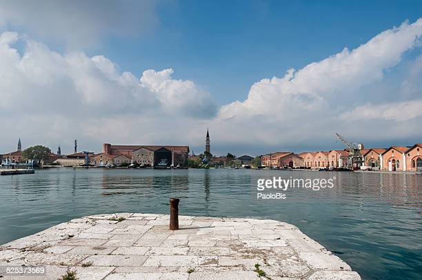 arsenale di venezia, the inner basin - armory stock pictures, royalty-free photos & images