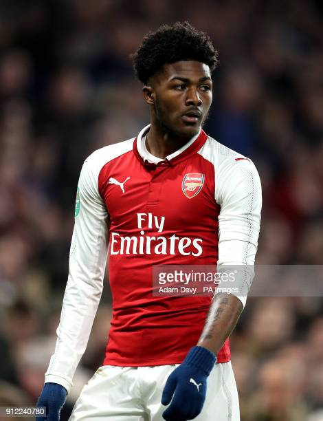 Arsenal's Ainsley MaitlandNiles