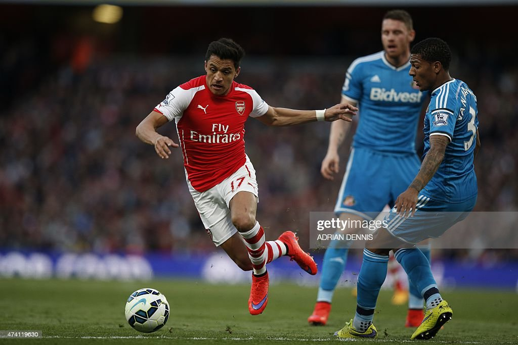 FBL-ENG-PR-ARSENAL-SUNDERLAND : News Photo