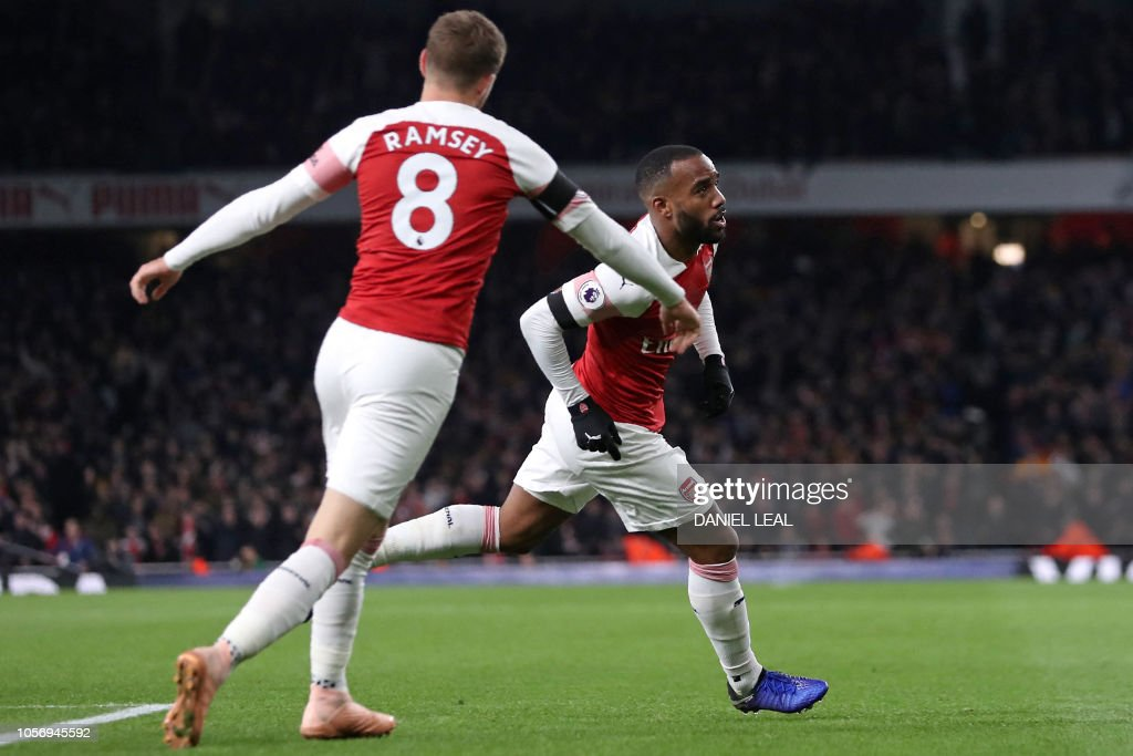 FBL-ENG-PR-ARSENAL-LIVERPOOL : News Photo