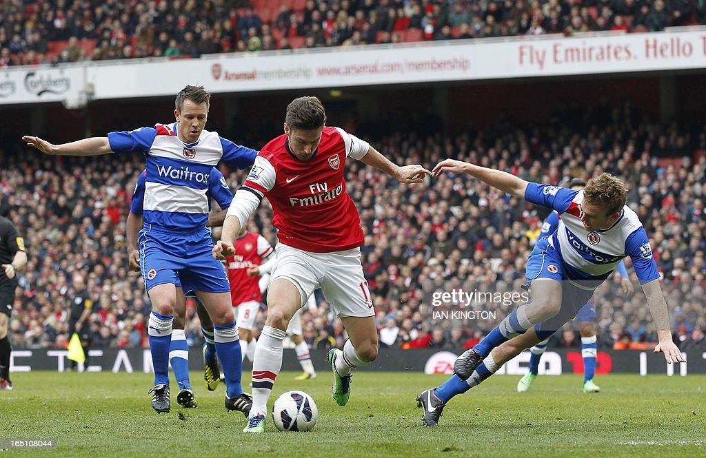 FBL-ENG-PR-ARSENAL-READING : News Photo