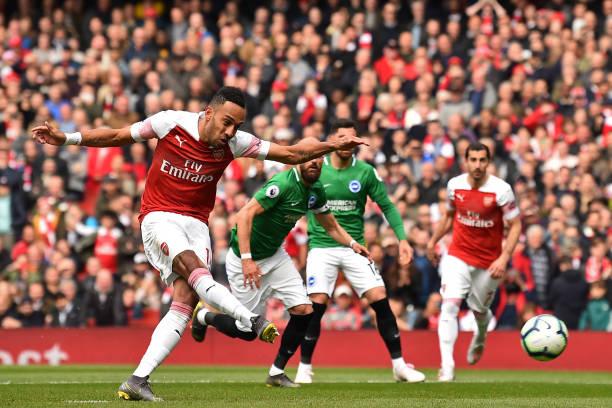 GBR: Arsenal FC v Brighton & Hove Albion - Premier League
