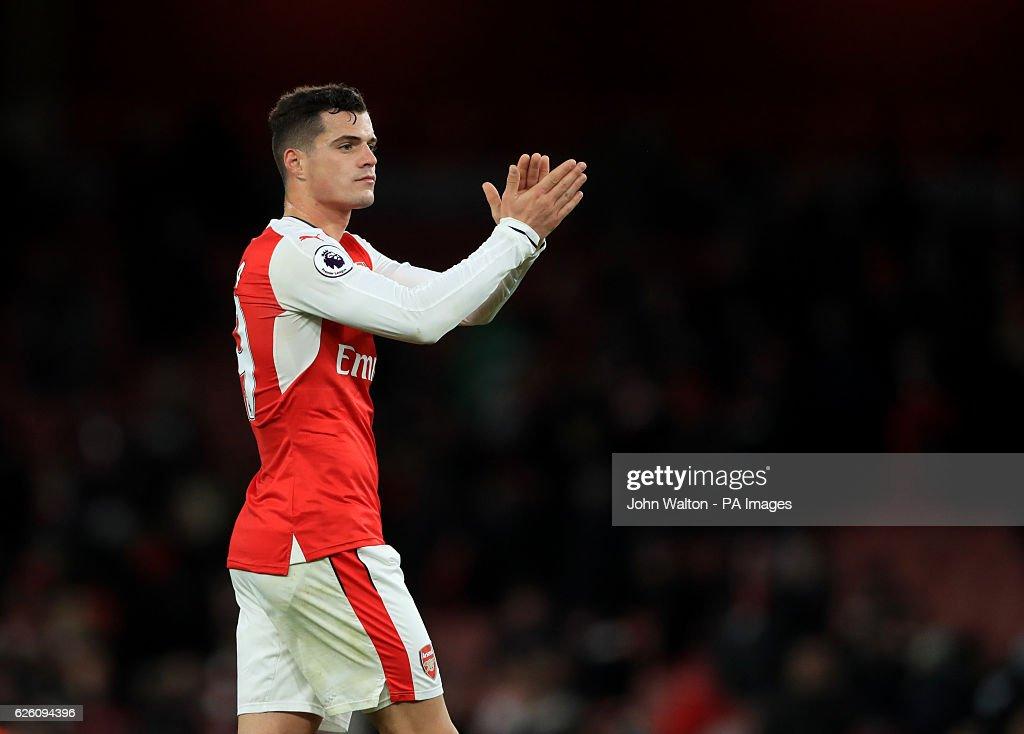 Arsenal v AFC Bournemouth - Premier League - Emirates Stadium : News Photo