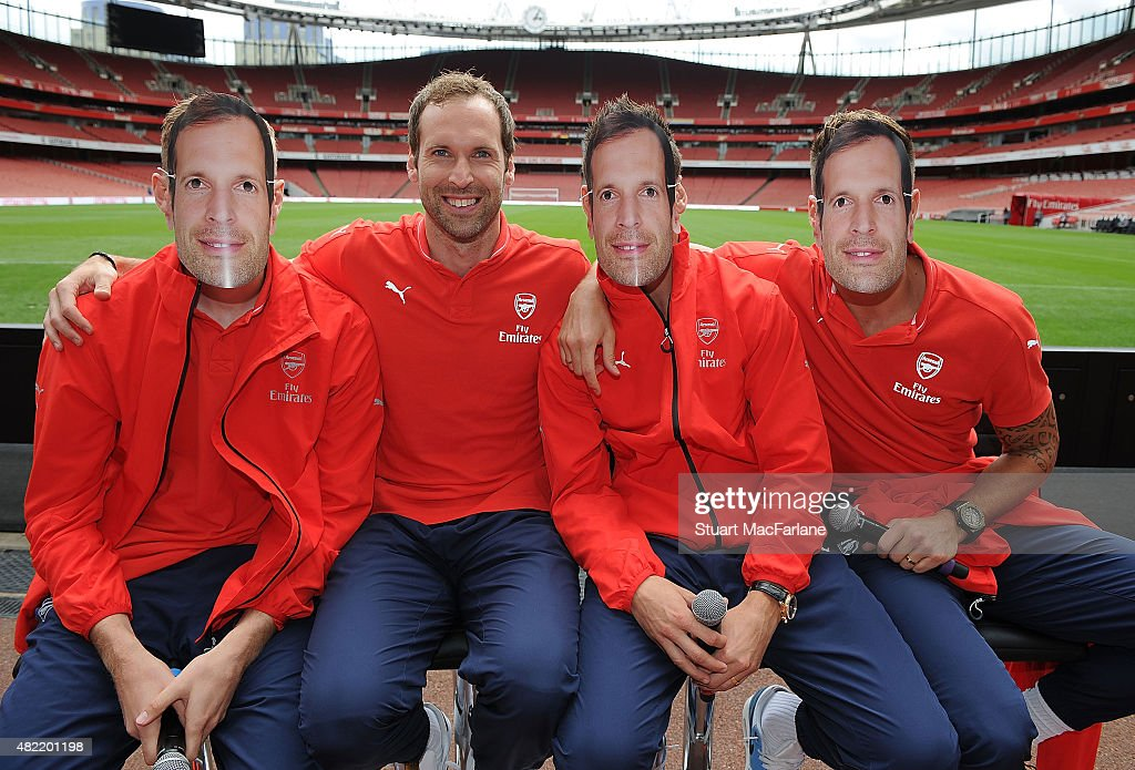 Arsenal Training Session and Members Day