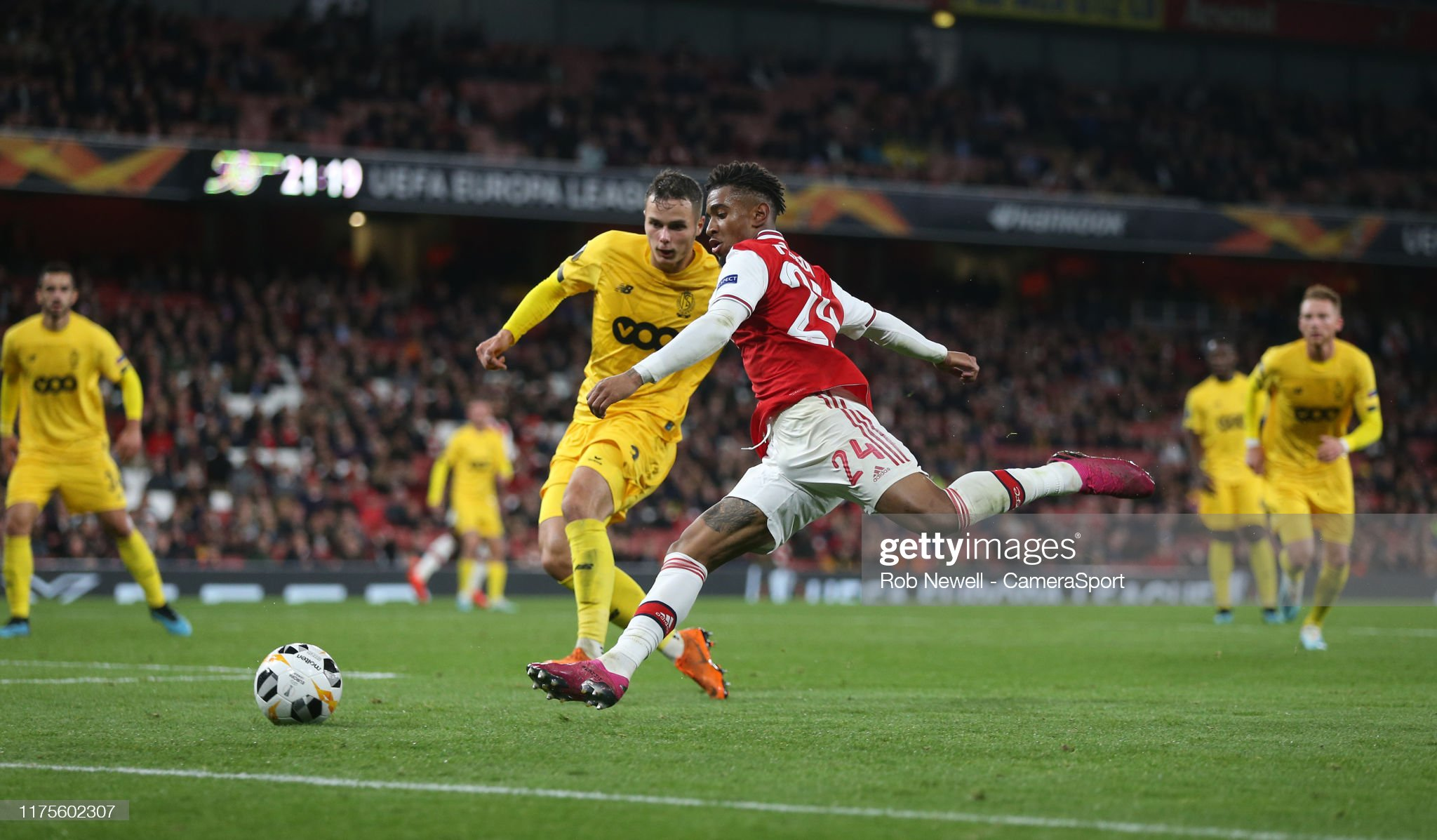 Standard Liege v Arsenal preview, prediction and odds