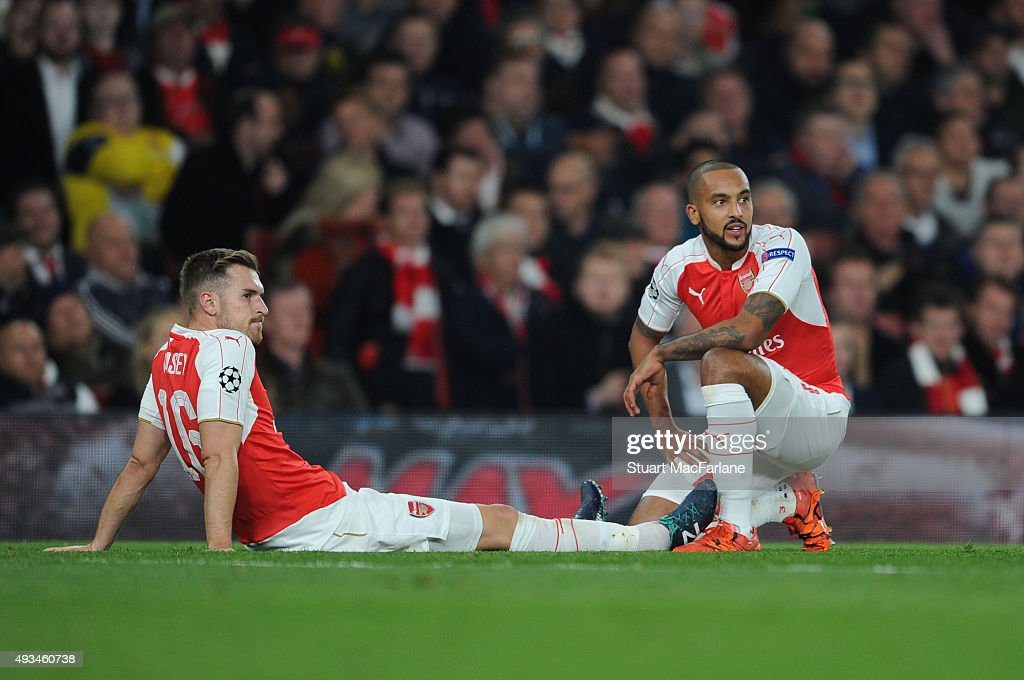 Arsenal FC v FC Bayern Munchen - UEFA Champions League : News Photo
