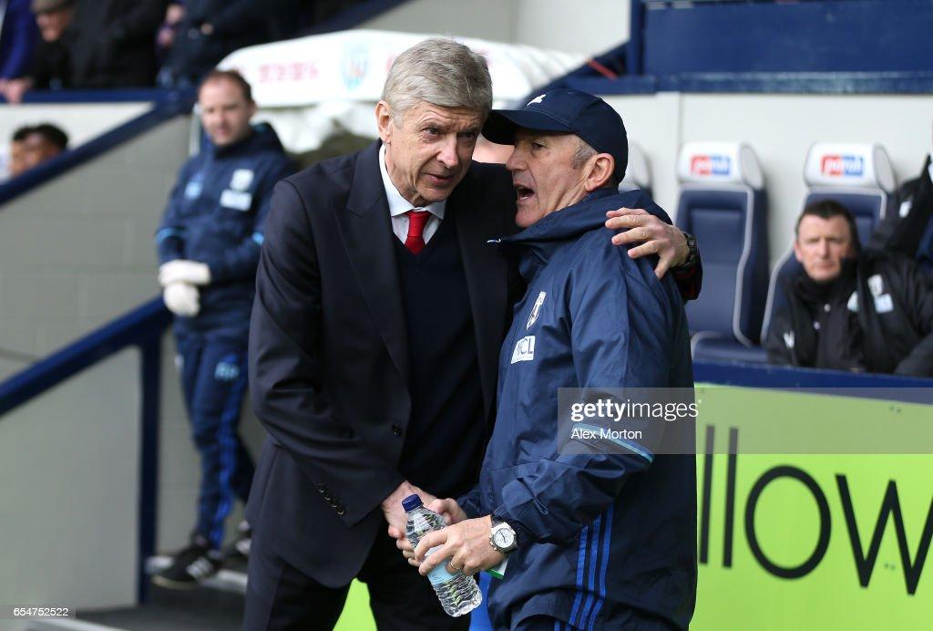 West Bromwich Albion v Arsenal - Premier League