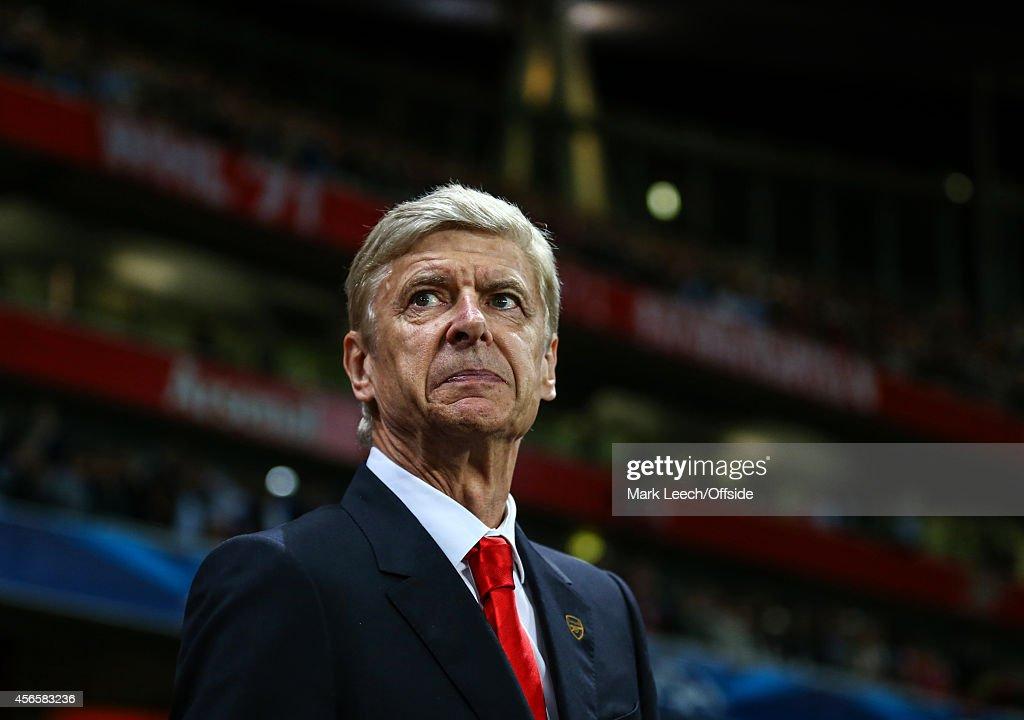 Arsenal FC v Galatasaray AS - UEFA Champions League : News Photo