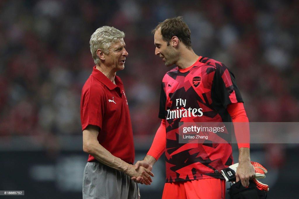 FC Bayern v Arsenal FC - 2017 International Champions Cup China : News Photo