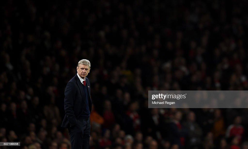 Arsenal v Manchester City - Premier League : Fotografía de noticias