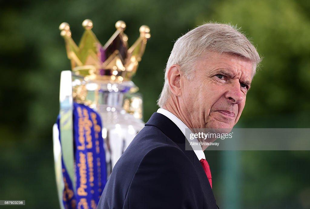 Premier League Season Launch : News Photo
