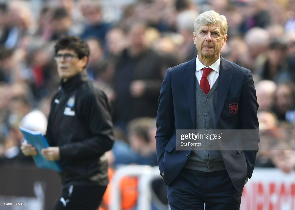 Newcastle United v Arsenal - Premier League : News Photo