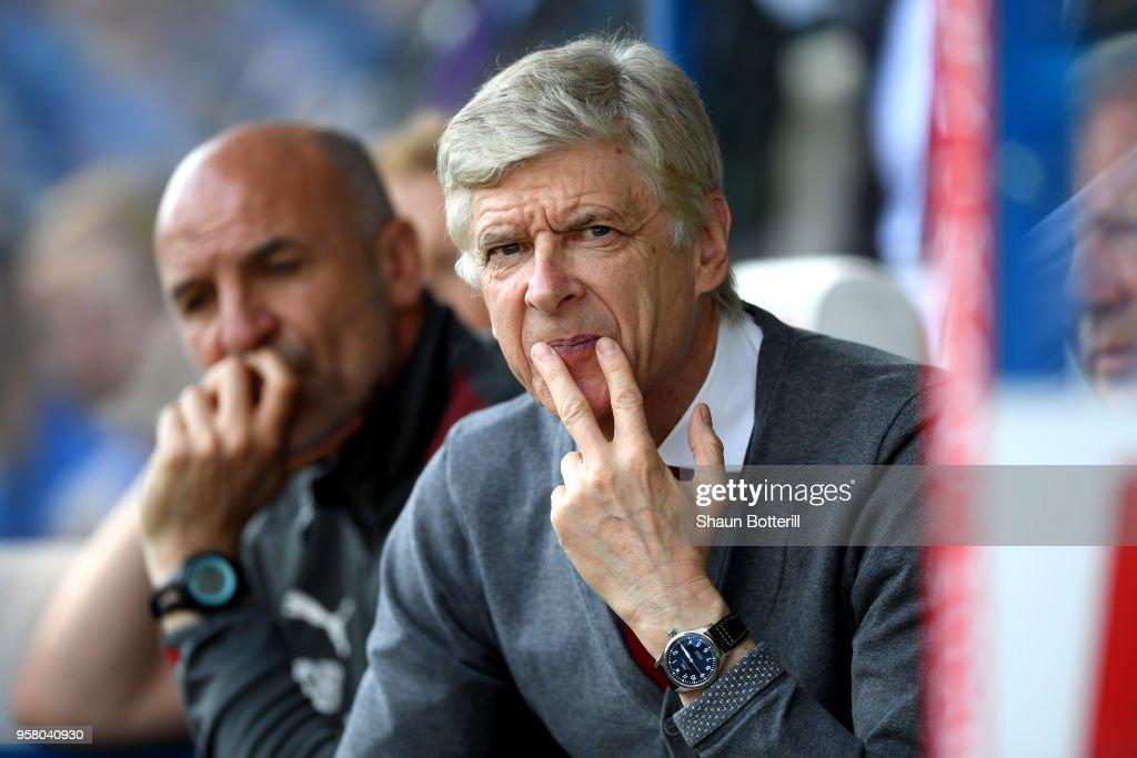 Huddersfield Town v Arsenal - Premier League : Photo d'actualité