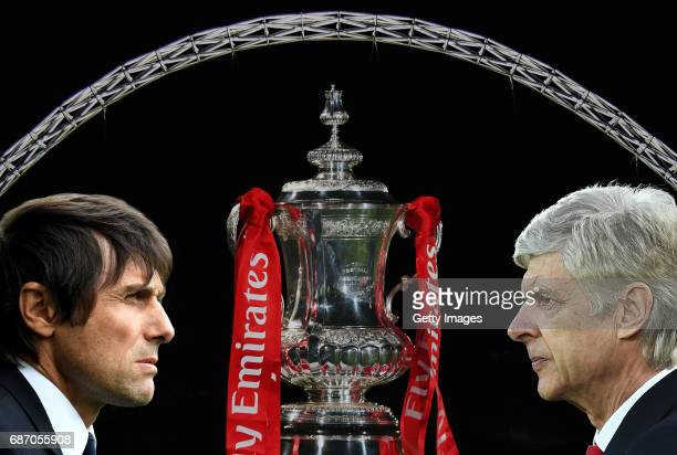 COMPOSITE OF IMAGES Image numbers 73035843647864298496018146 In this composite image a comparision has been made between Antonio Conte Manager of...